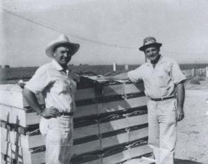 Martin and Vincent Zaninovich