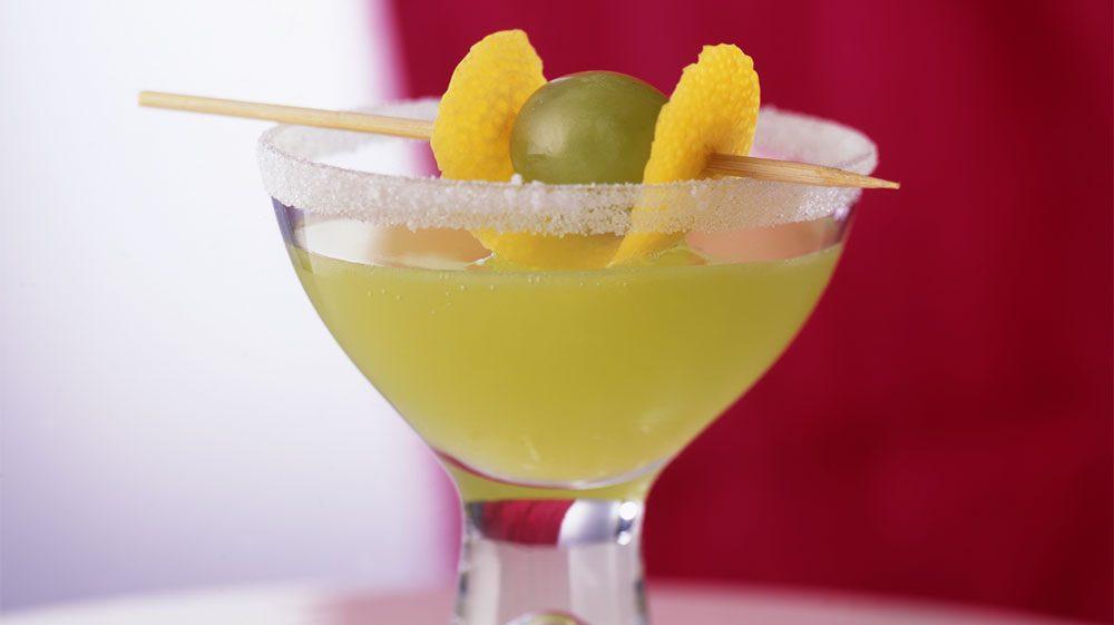 California Grape Cocktail
