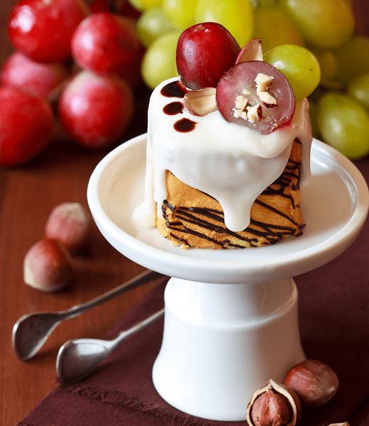 Fruitcake à La Jasmine Vineyards