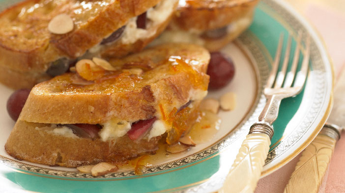 Pantry Stuffed French Toast